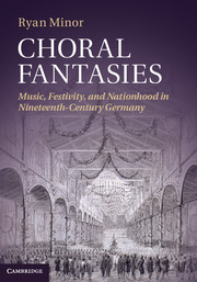 Choral Fantasies - Ryan Minor - Cambridge University Press