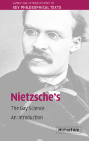Nietzsche's <I>The Gay Science</I>