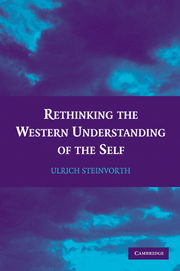 Rethinking the Western Understanding of the Self