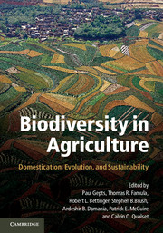 Biodiversity in Agriculture