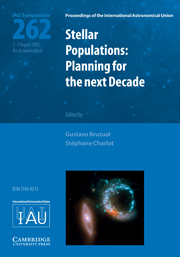 Stellar Populations (IAU S262)