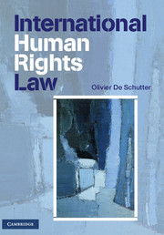 The Foundation of International Human Rights Law