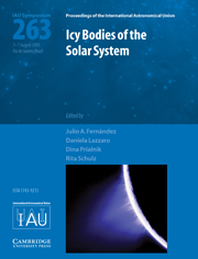 Icy Bodies of the Solar System (IAU S263)