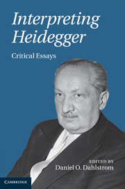 Interpreting Heidegger