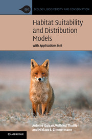 Predictive Habitat Distribution Models in Ecology