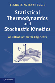 Statistical Thermodynamics and Stochastic Kinetics