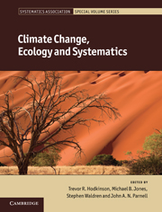 Climate Change, Ecology and Systemat