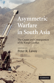 Asymmetric Warfare in South Asia