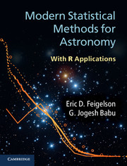 Modern Statistical Methods for Astronomy
