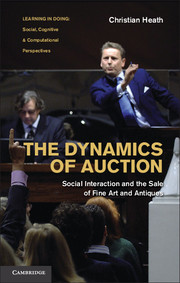 The Dynamics of Auction