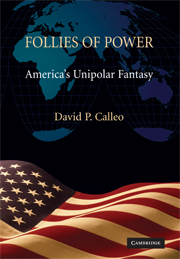 Follies of Power