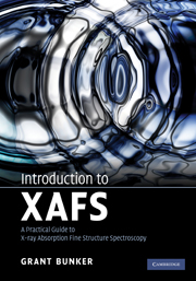 Introduction to XAFS