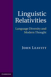 Linguistic Relativities