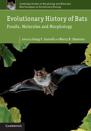 Evolutionary History of Bats