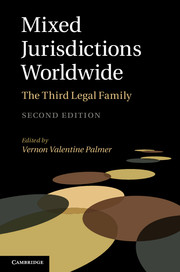 Mixed Jurisdictions Worldwide