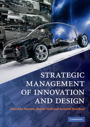 Strategic Management of Innovation and Design
