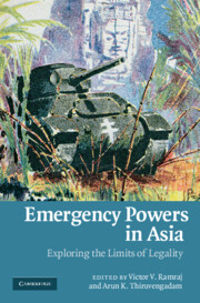 Emergency Powers in Asia
