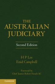 The Australian Judiciary