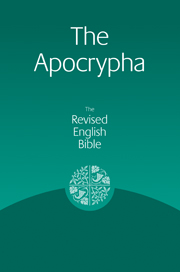 REB Apocrypha Text Edition RE530:A