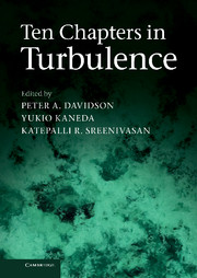 Ten Chapters in Turbulence