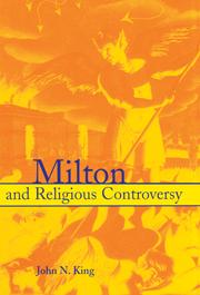 Milton and Religious Controversy