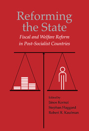 Reforming the State