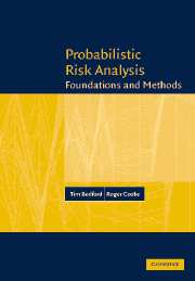 Probabilistic Risk Analysis