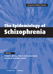 The Epidemiology of Schizophrenia