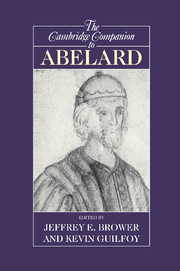 The Cambridge Companion to Abelard