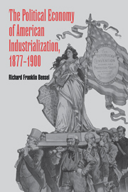 The Political Economy of American Industrialization, 1877–1900