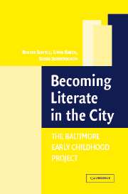 Becoming Literate in the City