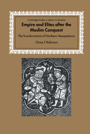 Empire and Elites after the Muslim Conquest