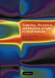 Scattering, Absorption, and Emission of Light by Small Particles
