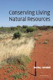 Conserving Living Natural Resources