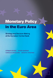 Monetary Policy in the Euro Area