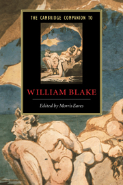 The Cambridge Companion to William Blake