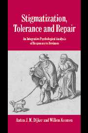 Stigmatization, Tolerance and Repair