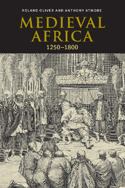 Medieval Africa, 1250–1800