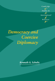 Democracy and Coercive Diplomacy
