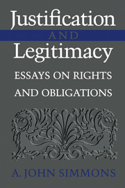 Justification and Legitimacy