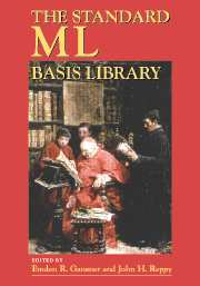 The Standard ML Basis Library