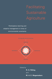 Facilitating Sustainable Agriculture