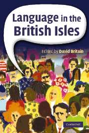 Language in the British Isles