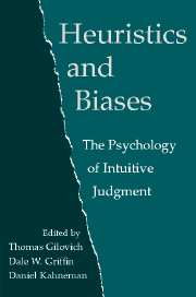 Heuristics and Biases cover