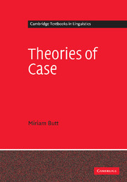 Theories of Case