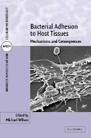 Bacterial Adhesion to Host Tissues