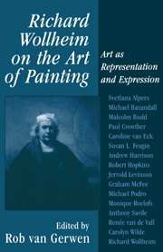Richard Wollheim on the Art of Painting