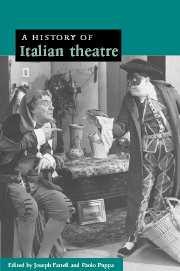 A History of Italian Theatre