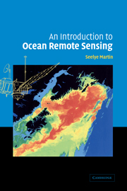 An Introduction to Ocean Remote Sensing