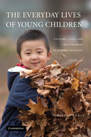 The Everyday Lives of Young Children